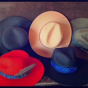 JA5 Western hats available in more colors